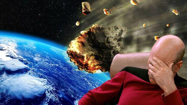 El simulacro de un impacto de meteorito demuestra que no estamos preparados para ello
