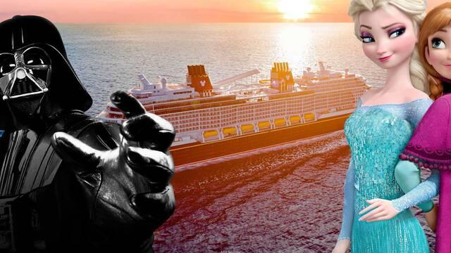 Disney Wish: Así será el espectacular crucero con atracciones de Star Wars y Marvel
