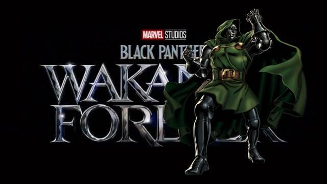 Black Panther 2: Wakanda Forever podría esconder pistas de Doctor Doom