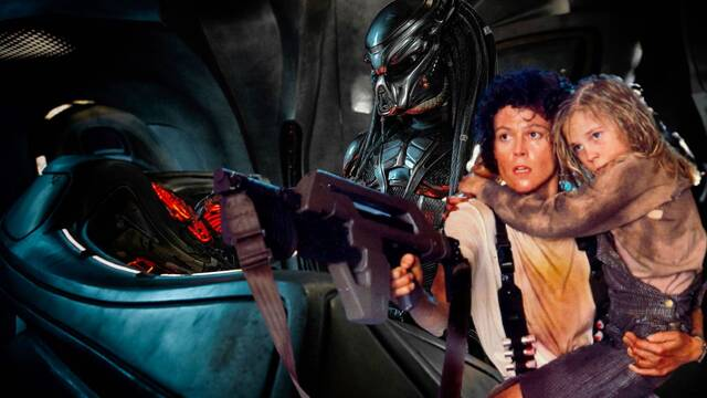 The Predator: El film iba a incluir a Ripley y Newt en un final alternativo
