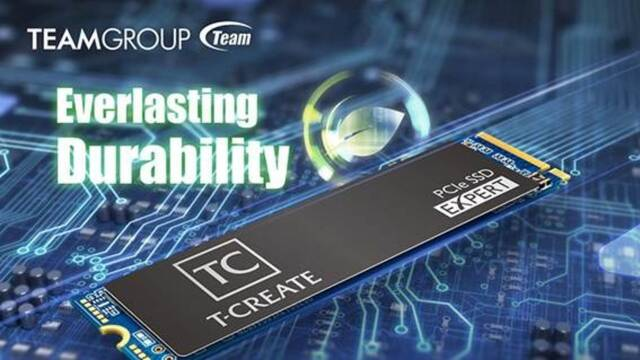 TeamGroup lanza T-Create Expert, su SSD para minar Chia, la nueva criptomoneda de moda