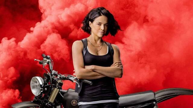 Michelle Rodriguez: 'No quería comportarme como una guarra en la saga Fast & Furious'