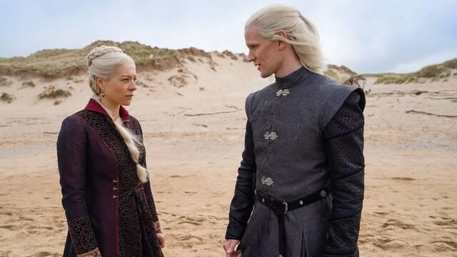 House of the Dragon: La precuela de 'Juego de tronos' estrena imágenes oficiales