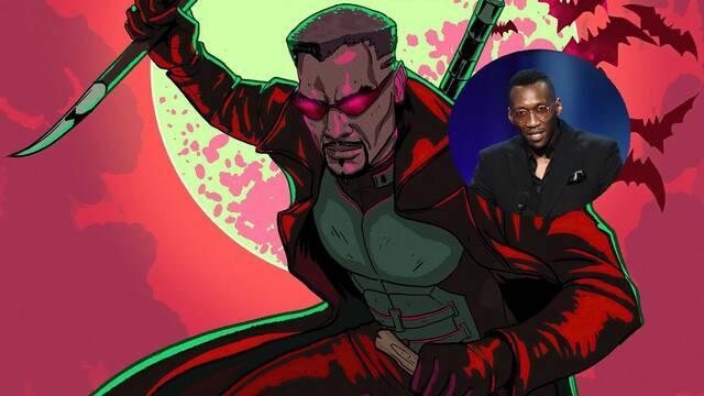 Blade: Marvel busca a un director negro para el reinicio con Mahershala Ali