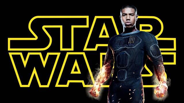 Michael B. Jordan 'arruinó' la audición que hizo para Star Wars