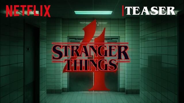 La cuarta temporada de Stranger Things muestra su nuevo y enigmático teaser