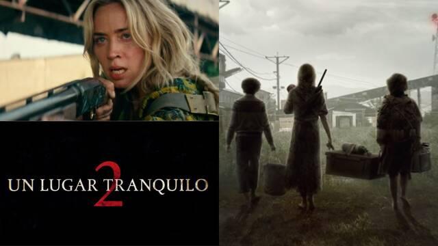 Un lugar tranquilo 2 presenta su tráiler final antes del estreno en cines el 18 de junio