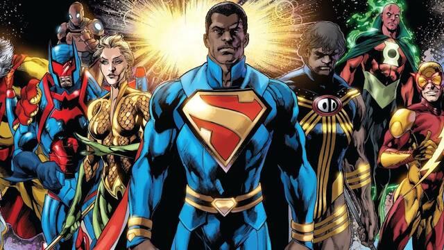 DC busca un director para su primer Superman negro cinematográfico