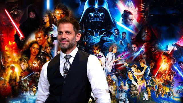 Zack Snyder: 'Me encantaría dirigir una película de Star Wars pero no me dejarían'