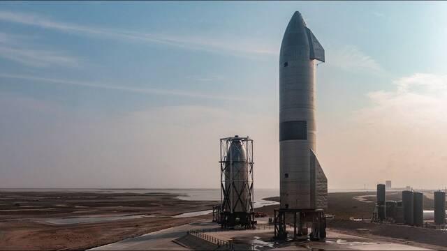 La nave Starship consigue aterrizar con éxito... y sin estallidos