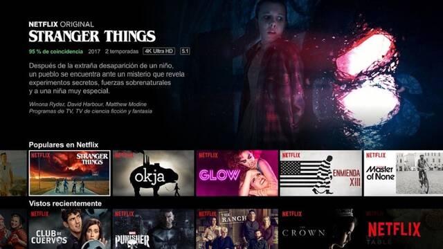 N-Plus: Netflix apostará por nuevas opciones con contenidos extra en series y filmes