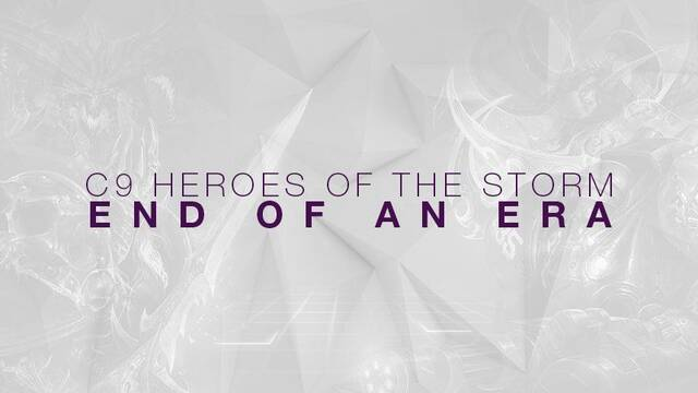 Cloud9 cierra su equipo de Heroes of the Storm