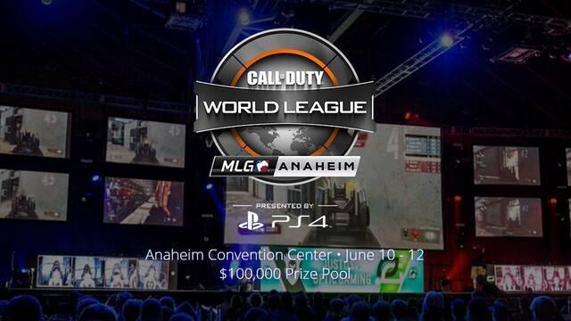 Desvelados los grupos del MLG Anaheim de Call of Duty