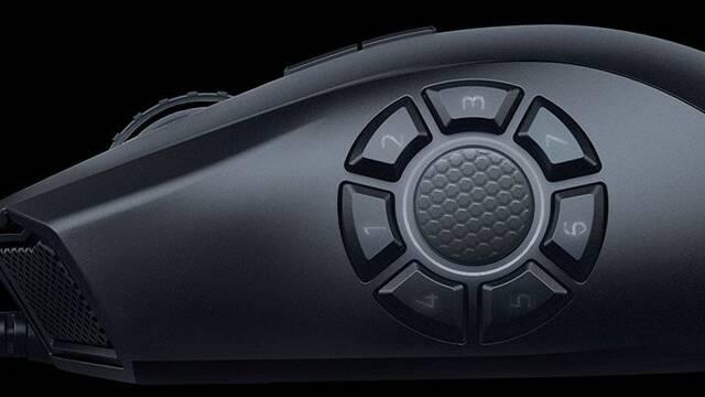 Naga Hex V2, el nuevo ratón para MOBAs de Razer