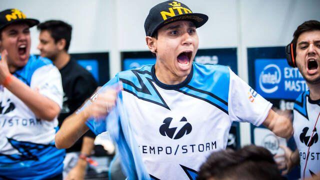 Immortals adquiere el equipo de CS:GO de Tempo Storm