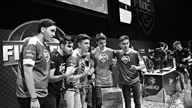 Giants, ganador de la Final Cup de Call of Duty en Gamergy 5