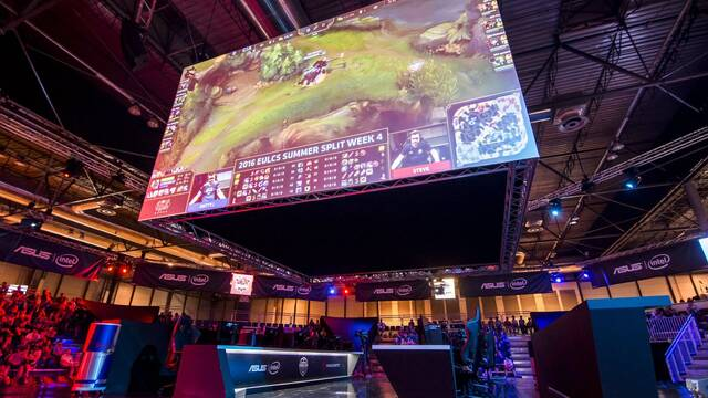 Baskonia, Asus, G2 Vodafone y Giants Only the Brave pasan a semifinales de la LVP en Gamergy