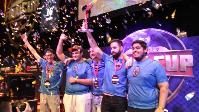 gBots gana la Final Cup de CS:GO en Gamergy