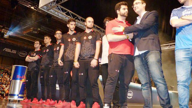 Gamergy: G2 Vodafone es el nuevo campeón de la División de Honor española de LOL