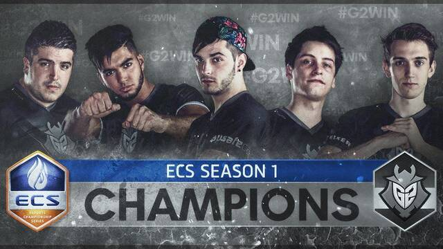 G2 gana la ECS ante Luminosity