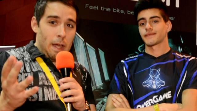 Entrevista a Alex 'Mitoh' jugador del equipo de Call of Duty de overGame Telepizza