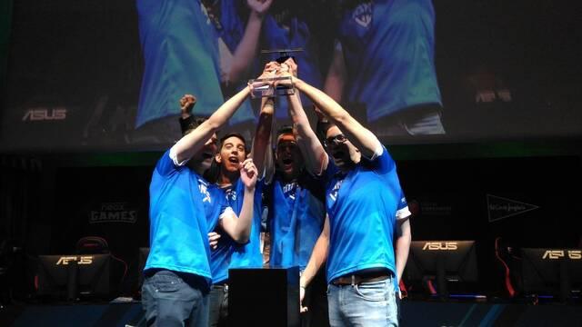Giants Only the Brave gana la Copa El Corte Inglés de League of Legends