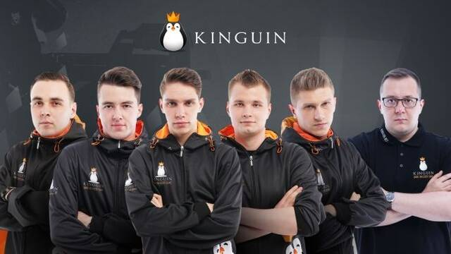 Kinguin vuelve al CS:GO con Dobry&Gaming