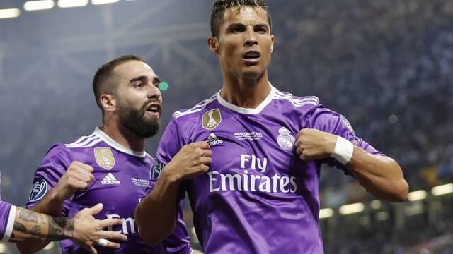 Los mejores goles de Cristiano Ronaldo en FIFA 17