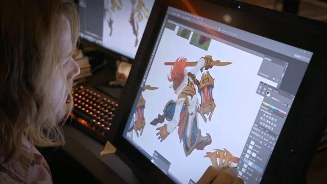 Descubre cómo se han creado los aspectos de SKT T1 del Mundial 2016 de League of Legends