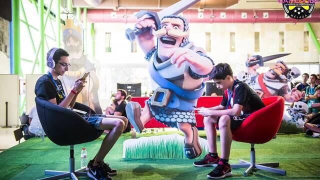 Gamepolis presenta su torneo de Clash Royale con 2000 euros en premios