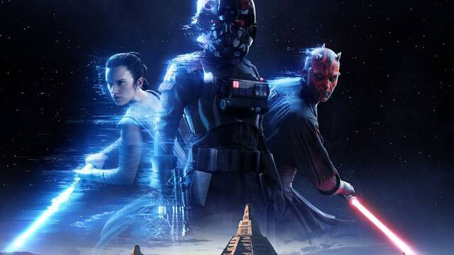 Así se ve Star Wars Battlefront 2 en PC y a 4K
