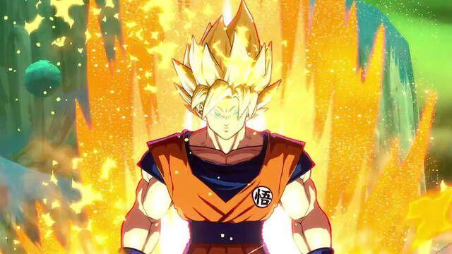 Así luce Dragon Ball FighterZ el nuevo título de lucha de Dragon Ball