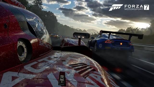 Forza 7 dará soporte a todos los controles imaginables en PC
