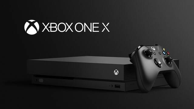 Xbox One X, la nueva consola de Microsoft para jugar a 4K y 60 fps
