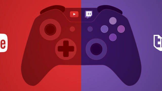 YouTube Gaming vs Twitch, ¿cual es la mejor plataforma de streaming?