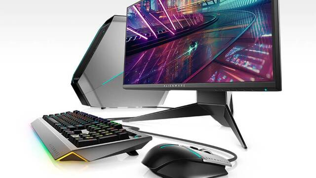 Alienware 25, el nuevo monitor gaming de Dell pensado para los eSports