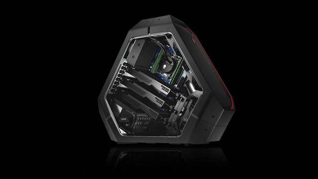 Dell Alienware Area 51, un ordenador de sobremesa que podremos personalizar sus componentes