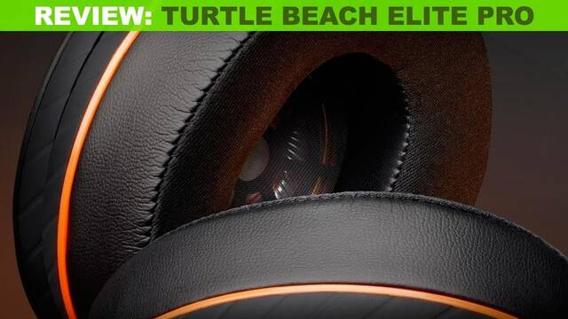 Review: Turtle Beach Elite Pro