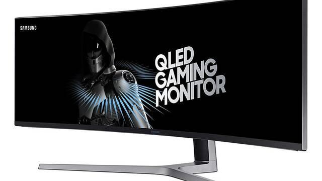 Samsung pone a la venta un monitor de 49 pulgadas