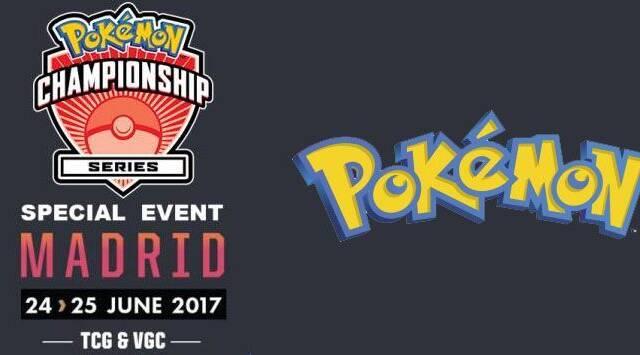 El Evento Especial de Puntuación Clasificatoria Pokémon llega a Madrid este fin de semana