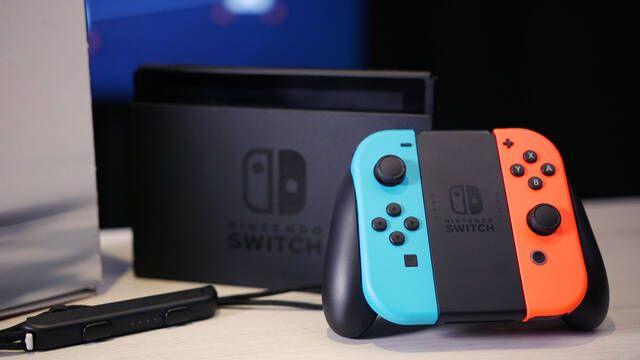 La Nintendo Switch recibe una actualización firmware 3.0