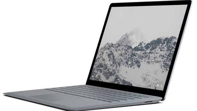 El nuevo Microsoft Surface Laptop no está diseñado para ser desmontado, reparado o ampliado