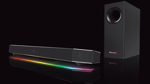 El Sound BlasterX Katana es elegido el Mejor Altavoz del 2017