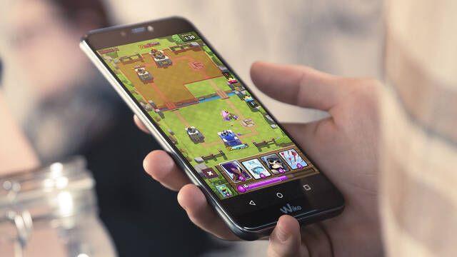 Wiko será la marca de smartphone oficial del torneo de Clash Royale en Gamergy