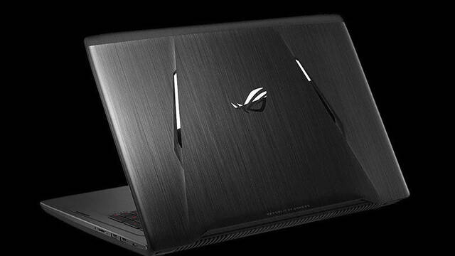 ASUS ROG Strix GL702ZX, un portátil gaming con procesadores AMD Ryzen