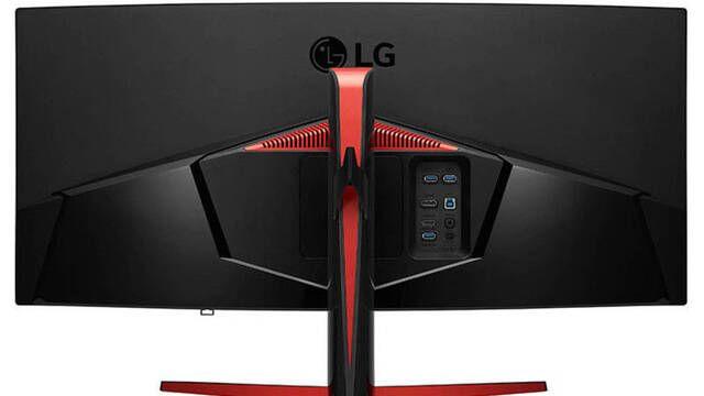 LG vuelve a la carga con el 34UC89G-B, un monitor gaming curvo ultrapanorámico