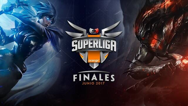 Gamergy 7: Finales Superliga Orange de League of Legends en directo