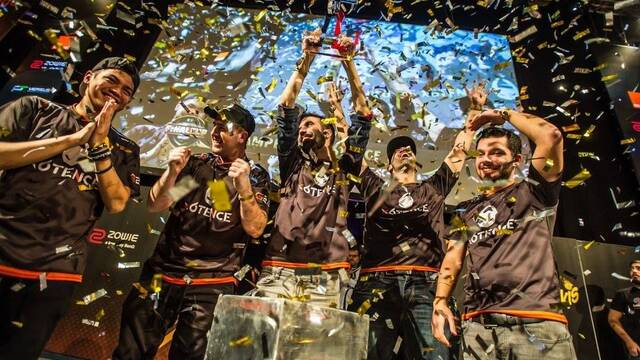 Gamergy 7: Finales Clasificatorio Español ROG Masters de CS:GO
