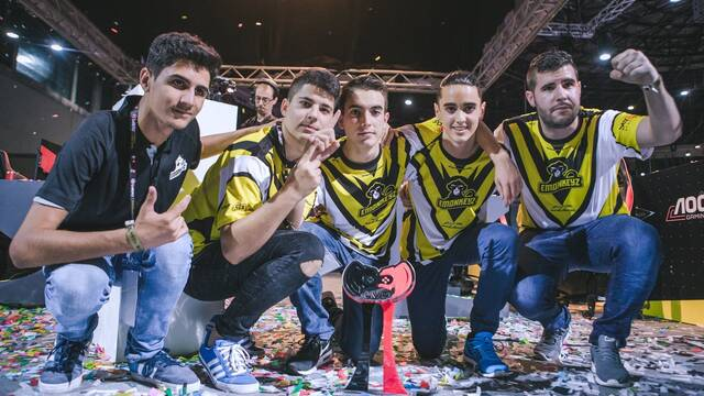Gamergy 7: Emonkeyz es el nuevo campeón de Call of Duty de la Superliga Orange