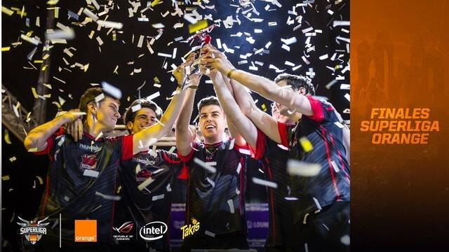 Gamergy 7: ThunderX3 Baskonia es el nuevo y flamante campeón de la Superliga Orange